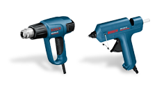 BOSCH® - Fen za vreli vazduh & pištolj za lepljenje PROFI