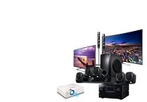 Projektori, televizori i audio