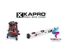 KAPRO® Laserski uređaji